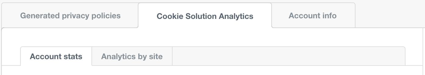 Cookie-analytics